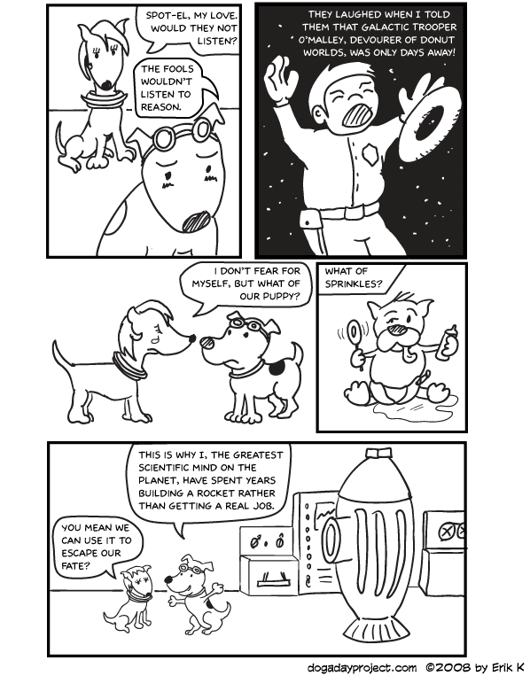 dog a day donut dog page 5