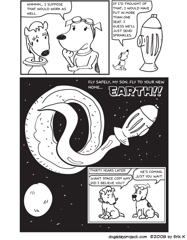 dog a day donut dog page 6