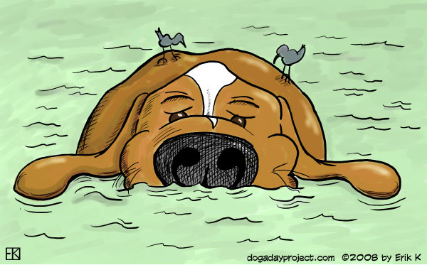 dog a day canopotamus image