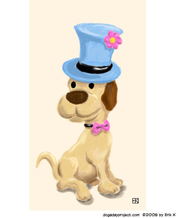 dog a day Dandy Dog image