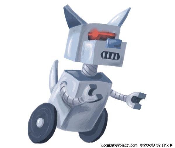dog a day Robot Dog image