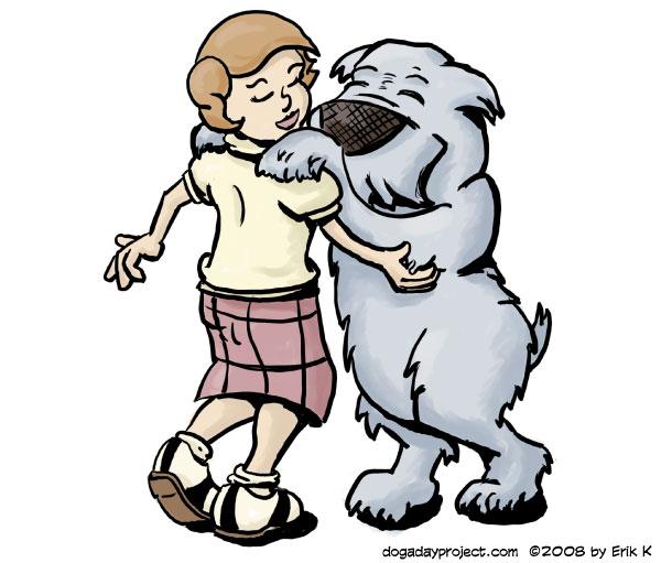 dog a day Watson\